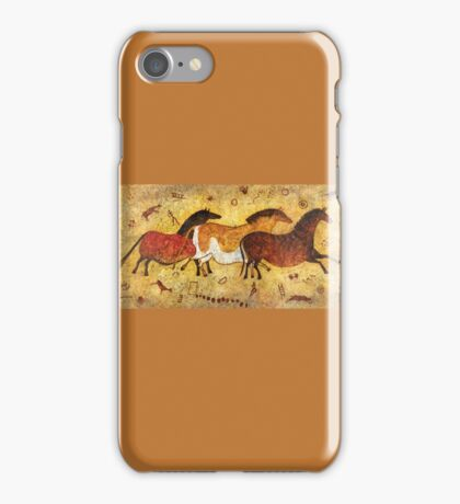 Cave Horses iPhone Case/Skin