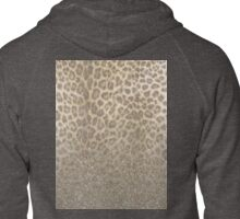 Shimmer  Zipped Hoodie