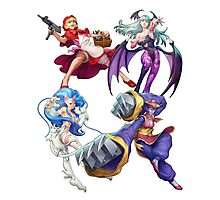 DarkStalkers Ladies Photographic Print