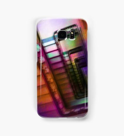 Psychedelic StairCase Samsung Galaxy Case/Skin