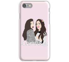 camren // pink iPhone Case/Skin