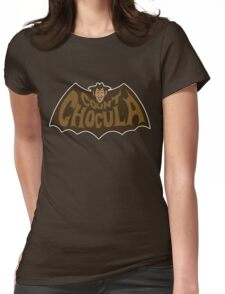 Beware Count Chocula Womens Fitted T-Shirt
