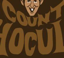 Beware Count Chocula Sticker