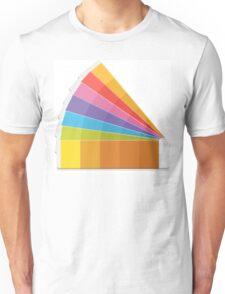 Pantone Palette Unisex T-Shirt