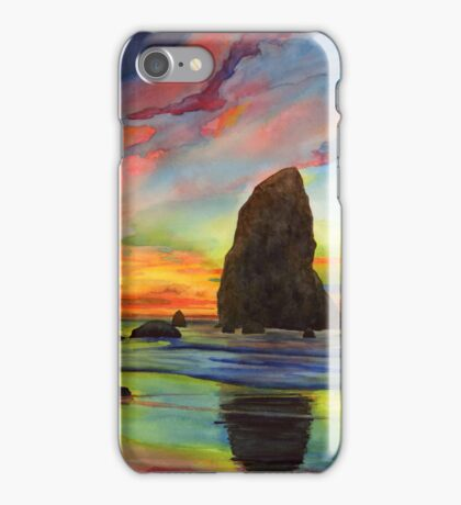 Colorful Solitude iPhone Case/Skin
