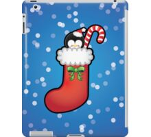 Cute Kawaii Christmas Stocking iPad Case/Skin