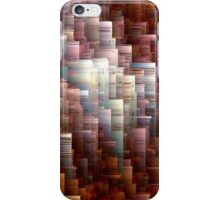 Autumn in Abstract Universe iPhone Case/Skin