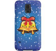 Cute Kawaii Christmas Jingle Bells Samsung Galaxy Case/Skin