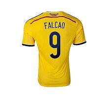 Falcao by David Top