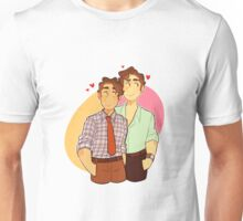 falsettos (marvin and whizzer) Unisex T-Shirt