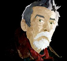 Doctor Who - The War Doctor by Chris Singley