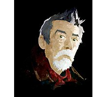 Doctor Who - The War Doctor Photographic Print