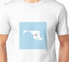 Maryland Love Unisex T-Shirt