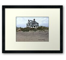 weekapaug, rhode island Framed Print