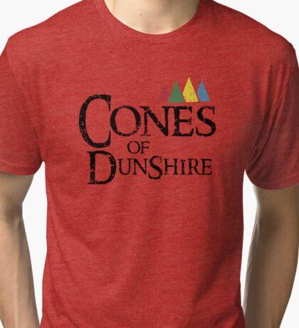 Dunshire Attack! Tri-blend T-Shirt