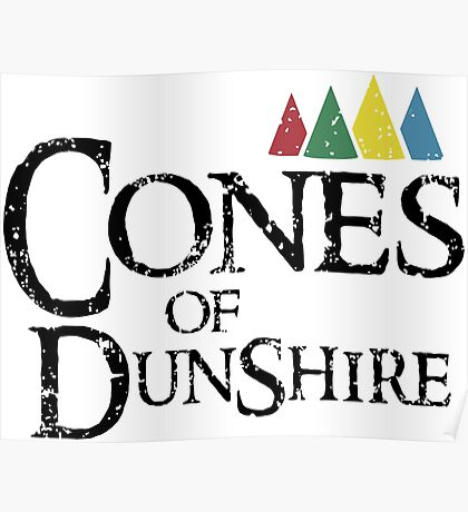 Dunshire Attack! Poster
