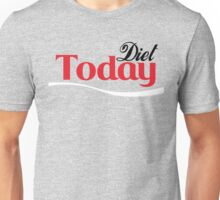 Diet Today /Today Diet (Diet Coke) Unisex T-Shirt