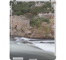 Rush and ruins iPad Case/Skin