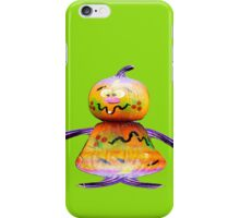 Mr Pumkin iPhone Case/Skin