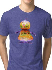 Mr Pumkin Tri-blend T-Shirt