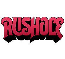 Rushole 1 Photographic Print