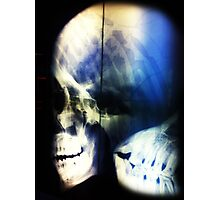 Neanderthal i - feel your bones Photographic Print