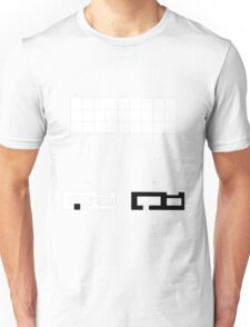 the public into a private project Unisex T-Shirt