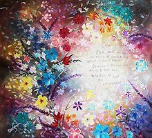 Serenity Prayer by Patricia Lintner
