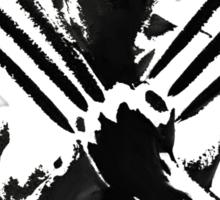 Wolverine painting  Sticker