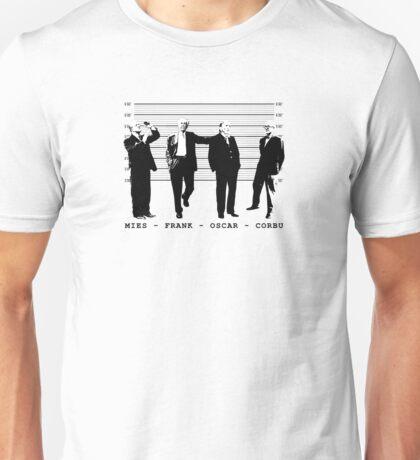 Architects Lineup Architecture T-Shirt Unisex T-Shirt