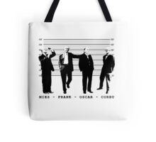 Architects Lineup Architecture T-Shirt Tote Bag