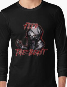 Feed The Beast Long Sleeve T-Shirt