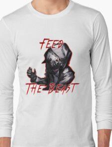 Feed The Beast Long Sleeve T-Shirt