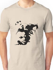 Ink stain Crazy Unisex T-Shirt
