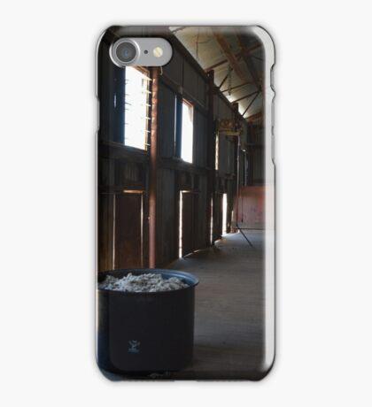 Shearing Shed iPhone Case/Skin