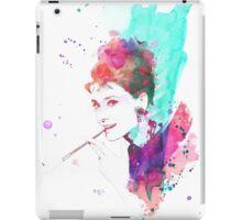 Breakfast In Watercolor iPad Case/Skin
