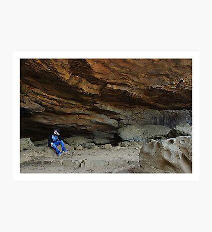Cave Photographic Print