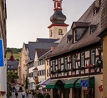Ruedesheim, Germany by fotosic