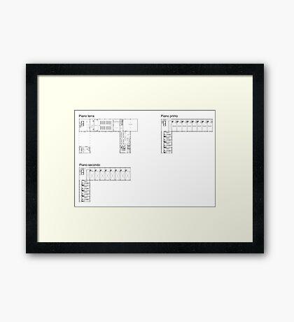 plants Framed Print