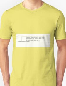 via masaccio - via guido reni T-Shirt