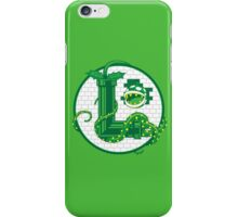 Super Luigi Emblem iPhone Case/Skin