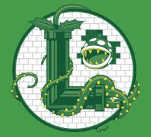 Super Luigi Emblem by Cow41087
