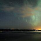 Lights of the night III by Ólafur Már Sigurðsson