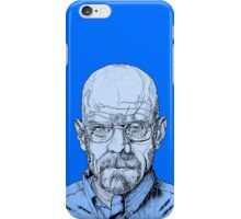 Walter White Portrait iPhone Case/Skin