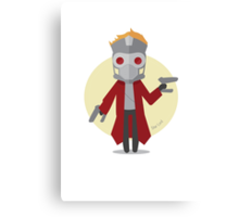 Star Lord! Canvas Print