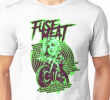 fuse meat - rider - green Unisex T-Shirt