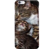 Momma & Babe iPhone Case/Skin