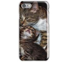 Momma & Babe iPhone Case/Skin