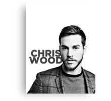chris wood Canvas Print