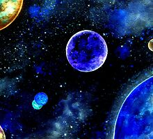 The Blue Planets by bill holkham